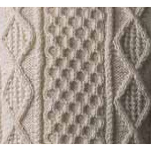 Collins Clan Aran Knitting Pattern - Emailed