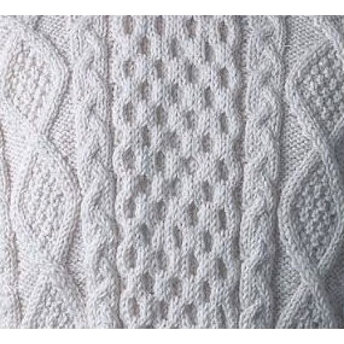 Murphy Clan Aran Knitting Pattern - Emailed