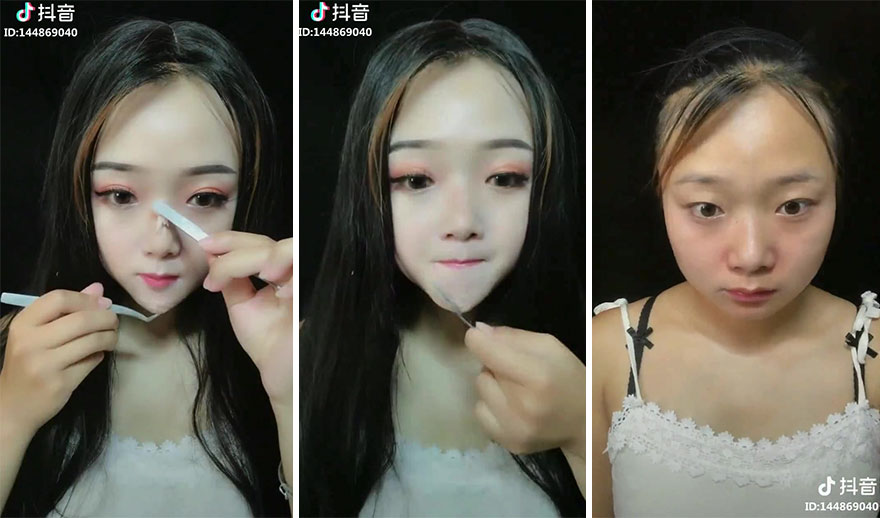 After Seeing These 22 Women Remove Their Makeup You Will Never Be