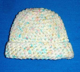 Amazon.com: Baby Hat - Crochet for Preemies 4 - 5 Pounds (Baby Hats