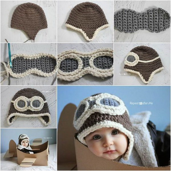 20+ Adorable Crochet Patterns for Babies 2017
