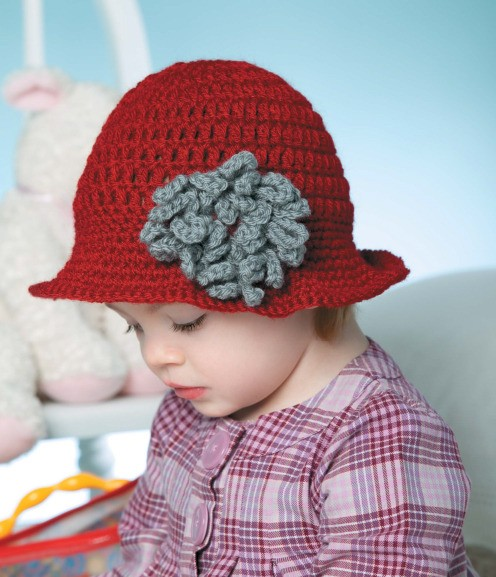 BABY HATS | LeisureArts.com