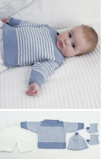 Baby Knitting Patterns Free Australia | Knit-whit | Baby knitting