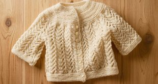Best Baby Sweater Pattern - Knitting Patterns and Crochet Patterns