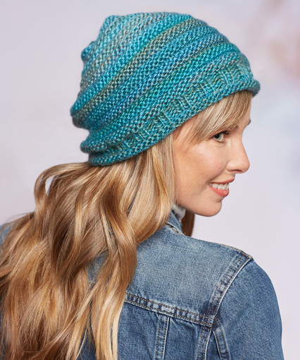 50 Free Easy Hat Knitting Patterns for Winter ⋆ Knitting Bee