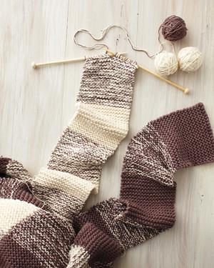 Knitting Patterns for Beginners | Martha Stewart