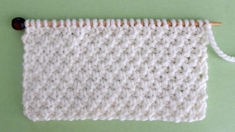 Knit Stitch Patterns for Absolute Beginning Knitters | Studio Knit