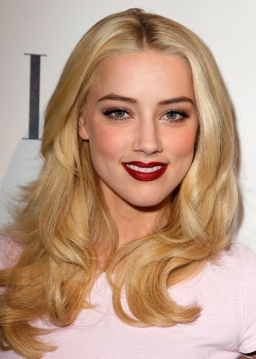 50 Best Blonde Hair Color Ideas | herinterest.com Actress Amber