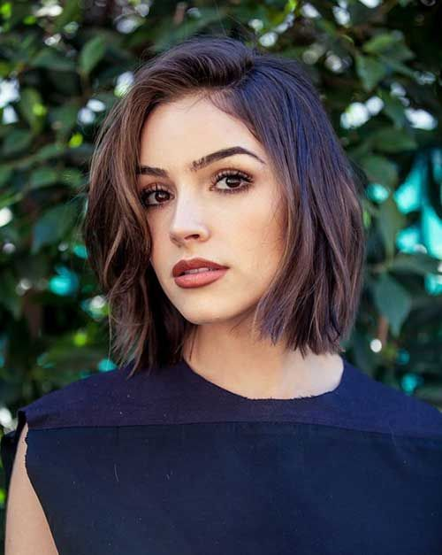 20 Best Must-Try Brunette Bob Haircuts | Hair styles for me | Hair