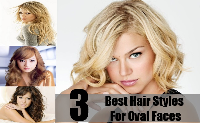 Best Hair Styles For Oval Faces | Sophie Hairstyles - 26990