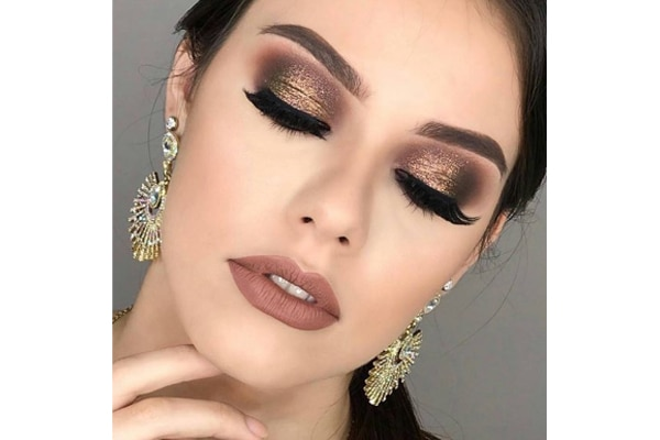 Best Makeup Ideas For Brown Eyed Girls
