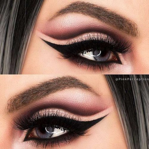 Makeup for Grey Eyes: 18 Best Grey Eye Makeup Ideas | LadyLife