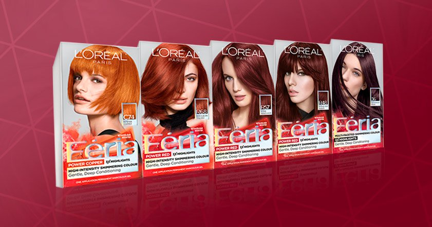 How to Get a Bold Red Hair Color - L'Oréal Paris