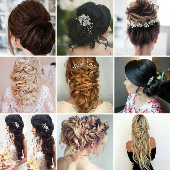 35 Best Wedding Hairstyles Ideas You Can Do Yourself - Sensod