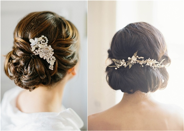 50 Best Wedding Hairstyle Ideas for Wedding 2018 | Deer Pearl Flowers