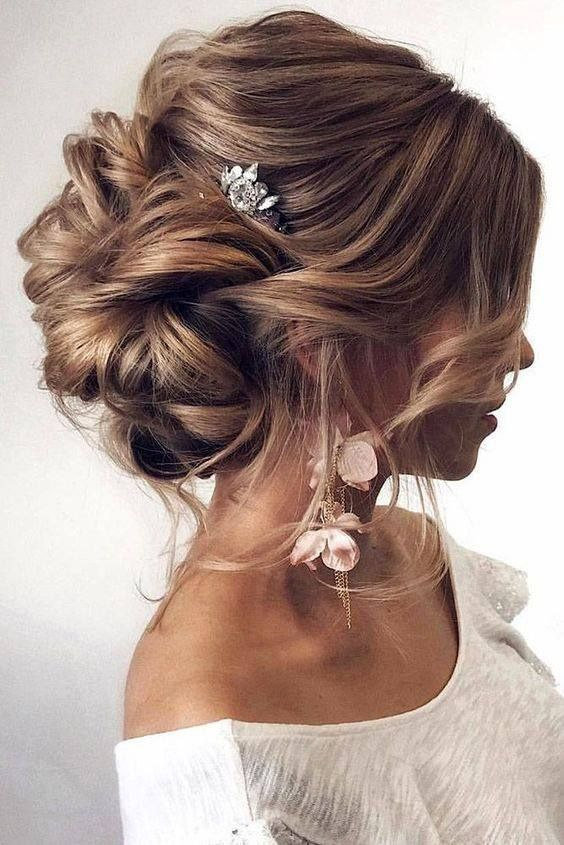 Wedding hair ideas | h a i r | Wedding Hairstyles, Hair styles, Best
