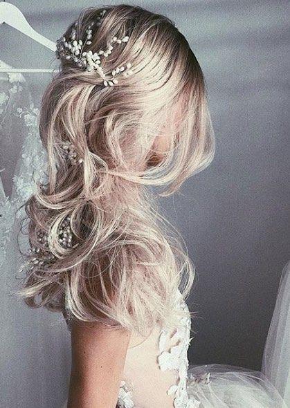 Wedding Hairstyle Inspiration - Ulyana Aster | Wedding Hairstyles