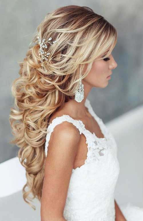70 Best Wedding Hairstyles - Ideas For Perfect Wedding | Wedding