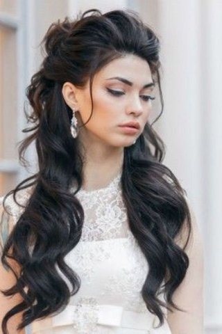 20 Hairstyle Ideas for Women With Long Black Hair