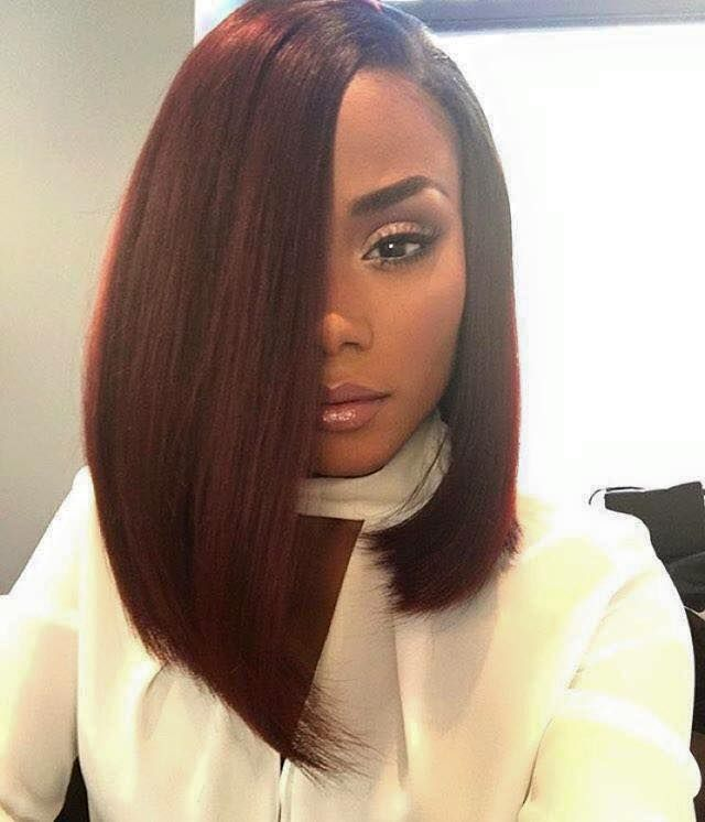 Pinterest Black Hairstyles