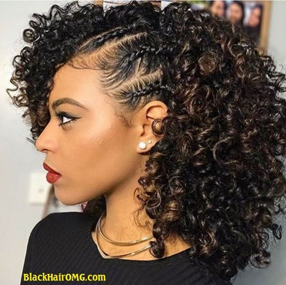 The Perfect Perm Rod Set for Thick TYPE 4 Hair! - BlackHairOMG