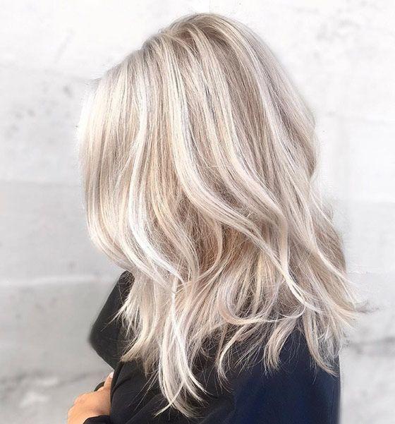 Top 40 Blonde Hair Color Ideas | hair colors | Pinterest | Hair