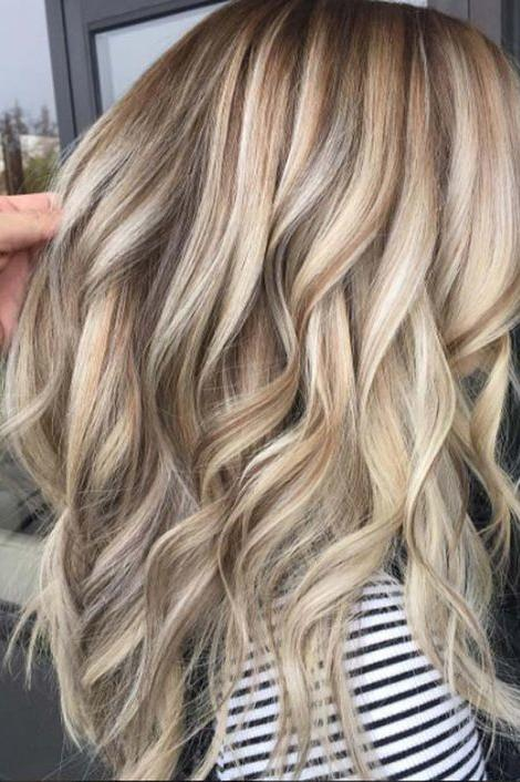 10 Blonde Hair Colors for 2019: Dirty, Honey, Dark Blonde and More