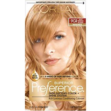 Amazon.com : L'Oréal Paris Superior Preference Fade-Defying + Shine