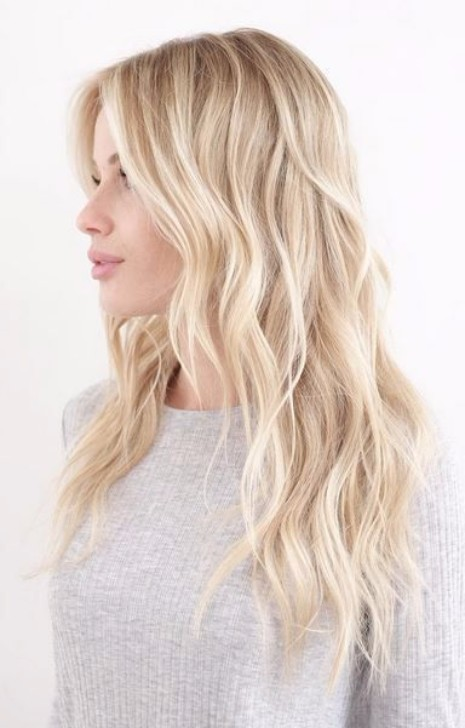 Blonde hairstyles:  Are they ever going to fade away?