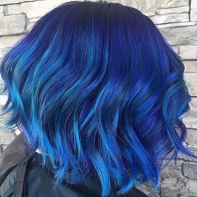 Blue Hair Dye | Vegan Semi-Permanent Hair Color - Lime Crime