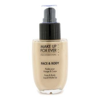 Amazon.com : MAKE UP FOR EVER Face & Body Liquid Makeup Ivory 20