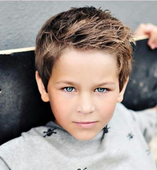 I love love love this little boy's hair cut. I just might have to do