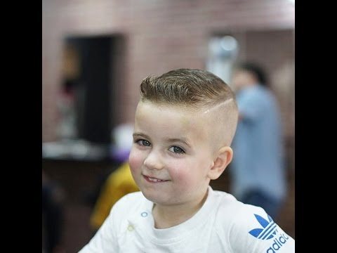 Amazing Boys Hairstyles 2017 - YouTube