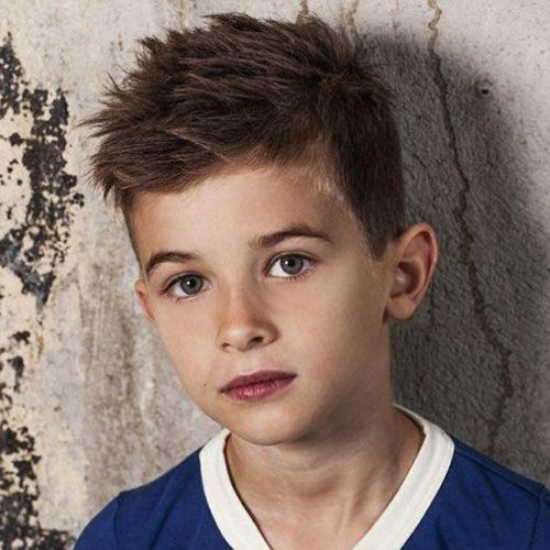 35 Cool Haircuts For Boys (2019 Guide) | boy haircuts | Pinterest