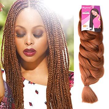 Amazon.com : Kanekalon Jumbo Braiding Hair Synthetic High