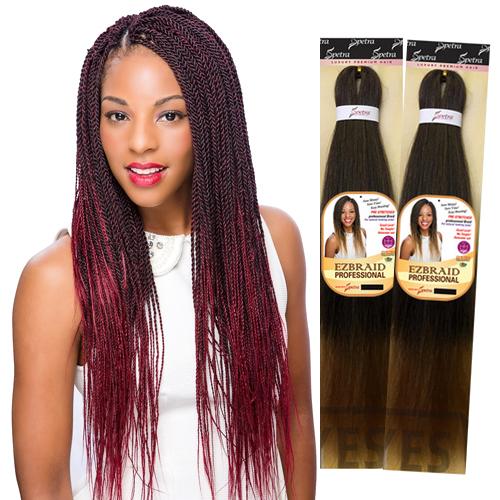 EZ BRAID 26 Inch - Oh Yes Hair Synthetic Braid | HairToBeauty.com