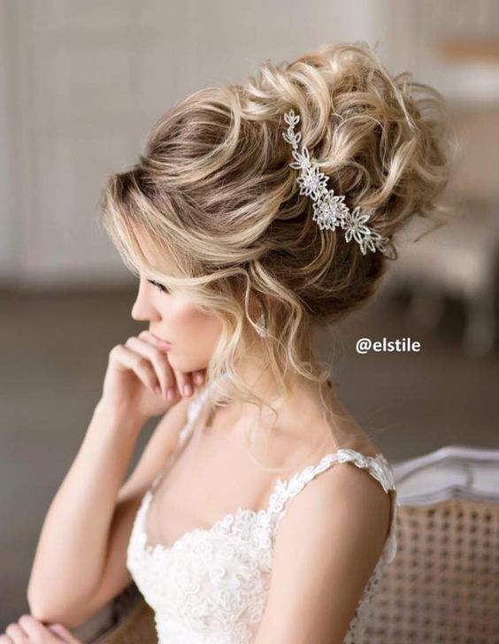 Gallery: Elstile Wedding Hairstyles For Long Hair 2 #2637725 - Weddbook