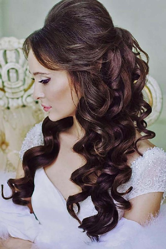 Bridal Hairstyles - Wedding Hairstyles for Every Length - Beauty
