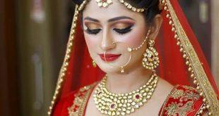 bridal makeup in delhi | Indian Brides in 2019 | Pinterest | Indian
