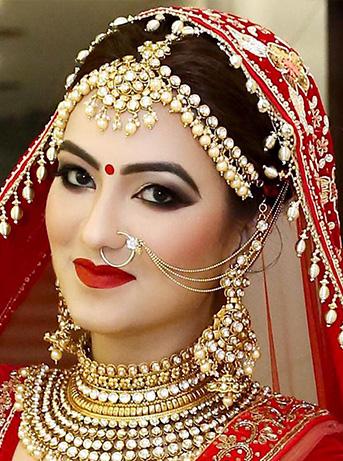 Bridal Makeup - Noor's Makeover Studio | Makeup | Beauty | Hair