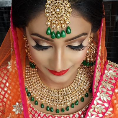Makeup by Shubhdeep Gill - Price & Reviews | Bridal Makeup in Chandigarh