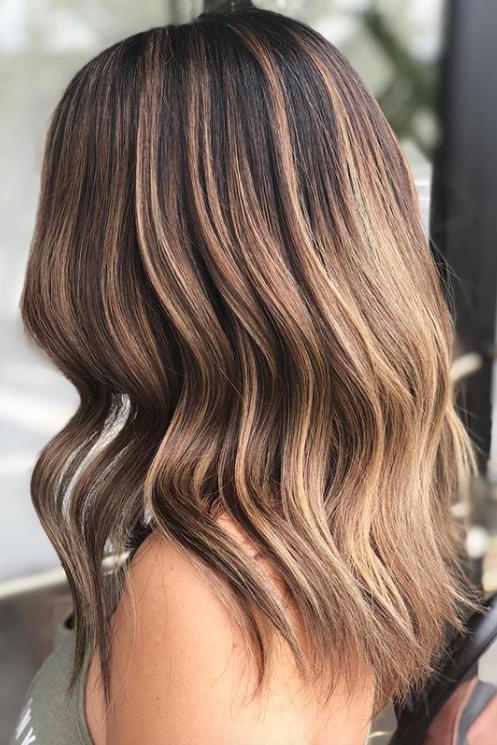 Brown Hair Color Ideas for 2018 - Southern Living