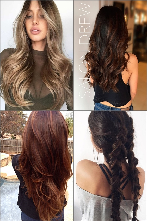 11 Hottest Brown Hair Color Ideas For Brunettes in 2017 - Hair