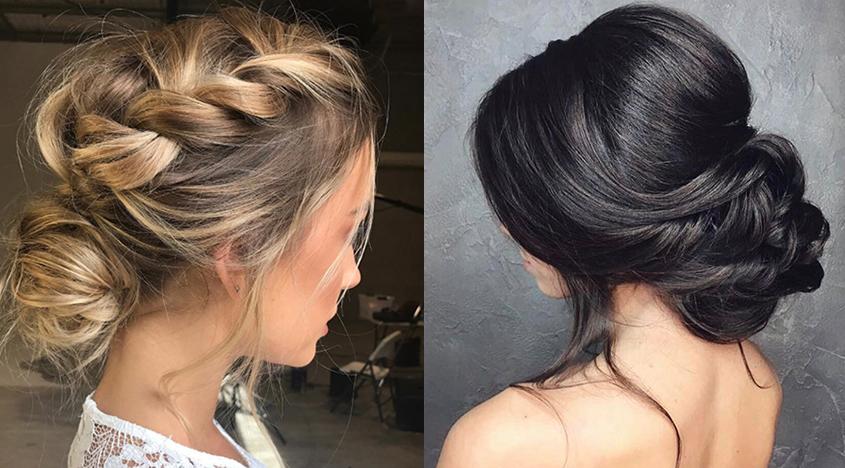 5 low bun hairstyles we love