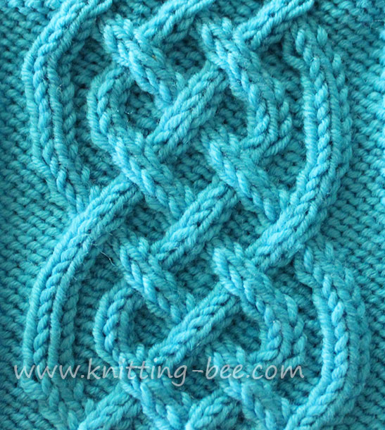 Celtic Cable Knitting Pattern Free ⋆ Knitting Bee