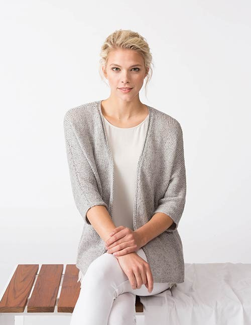 Siena Cardigan Knitting Pattern