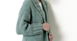 Cocoon Cardigan | Knitting | Knitting, Knitting patterns, Cardigan