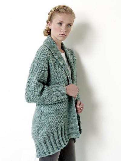 Expose your love through Cardigan knitting patterns clothes