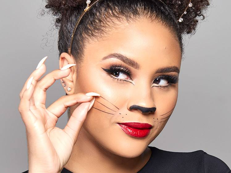 Halloween Cat Makeup Tutorial | Makeup.com