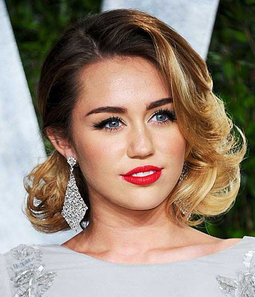 22 Most Beautiful and Adorable Celebrity Hairstyles - Haircuts